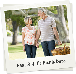 Over 60 Dating Picnic